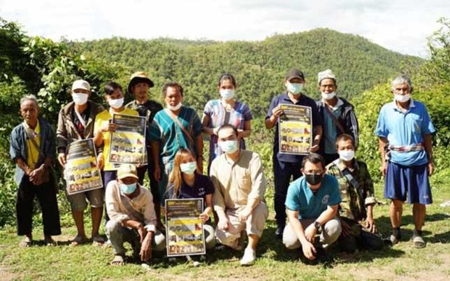 Proyek Sosial untuk Bantu Gajah Thailand Melewati Krisis di Tengah Pandemi